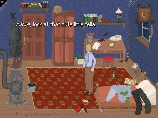 Erster Screenshot von Eerievale